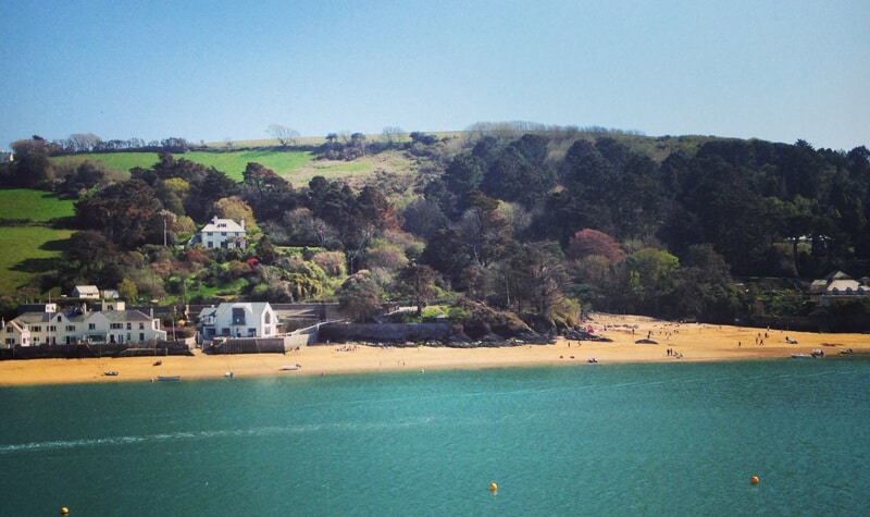 Smalls Mill Bay Fishermans Cove Salcombe