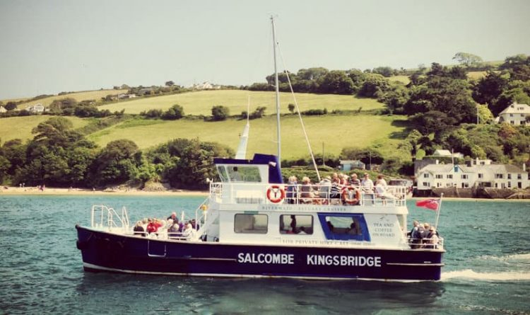 The Salcombe Ferry