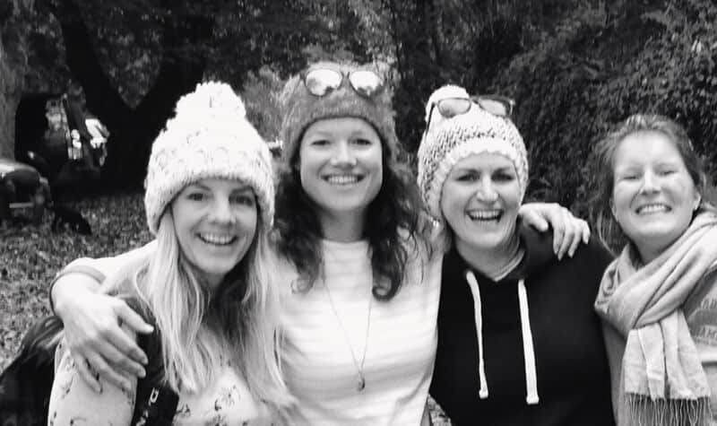 Girls Holiday Salcombe