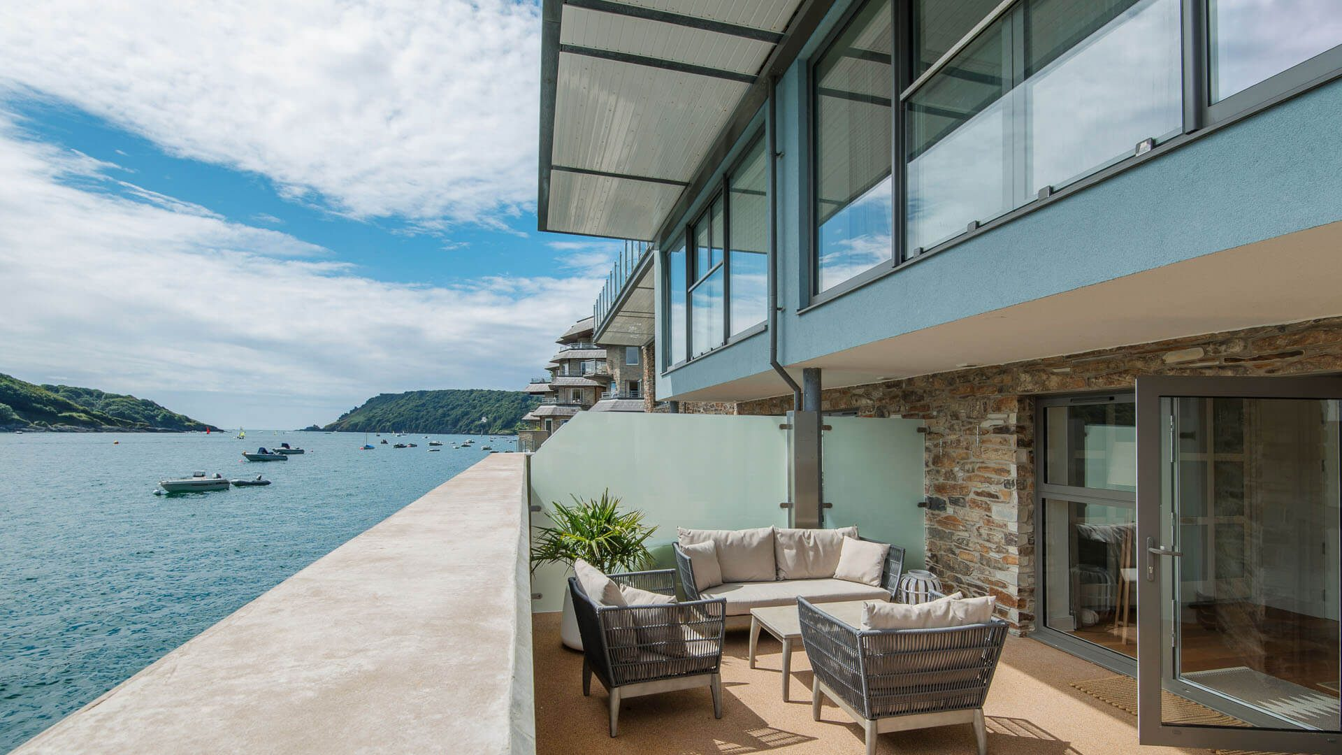 Superb Finest Salcombe Holiday Homes Self Catering Cottages With Download Free Architecture Designs Viewormadebymaigaardcom