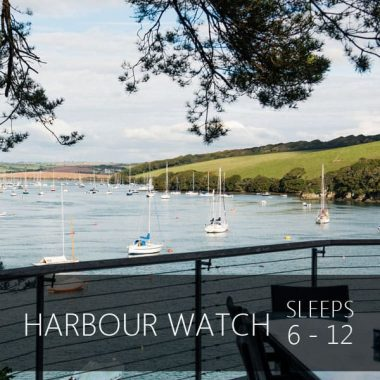 harbour watch sleeps 6-12