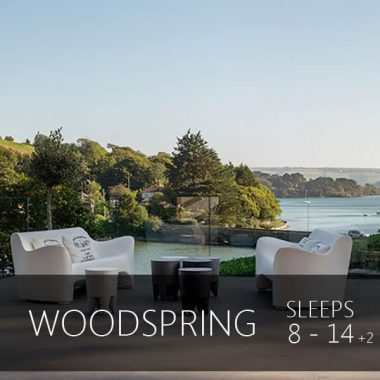 woodspring sleeps 8-14 +2