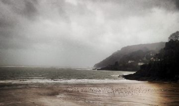 Rainy Day Salcombe