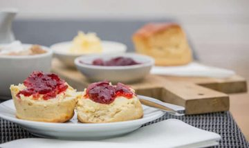 Salcombe Scones
