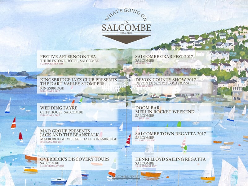 Salcombe Event Calendar