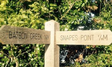 Salcombe to Snapes Point