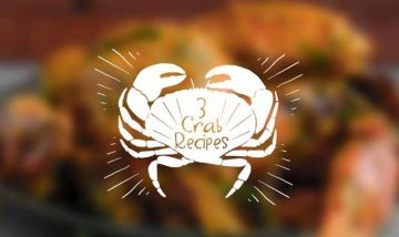 Crab Recipes salcombe