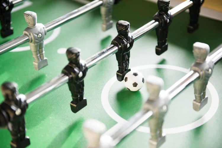 woodspring salcombe holiday home foosball