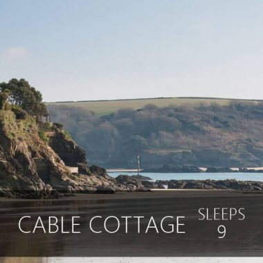 Cable Cottage sleeps 9
