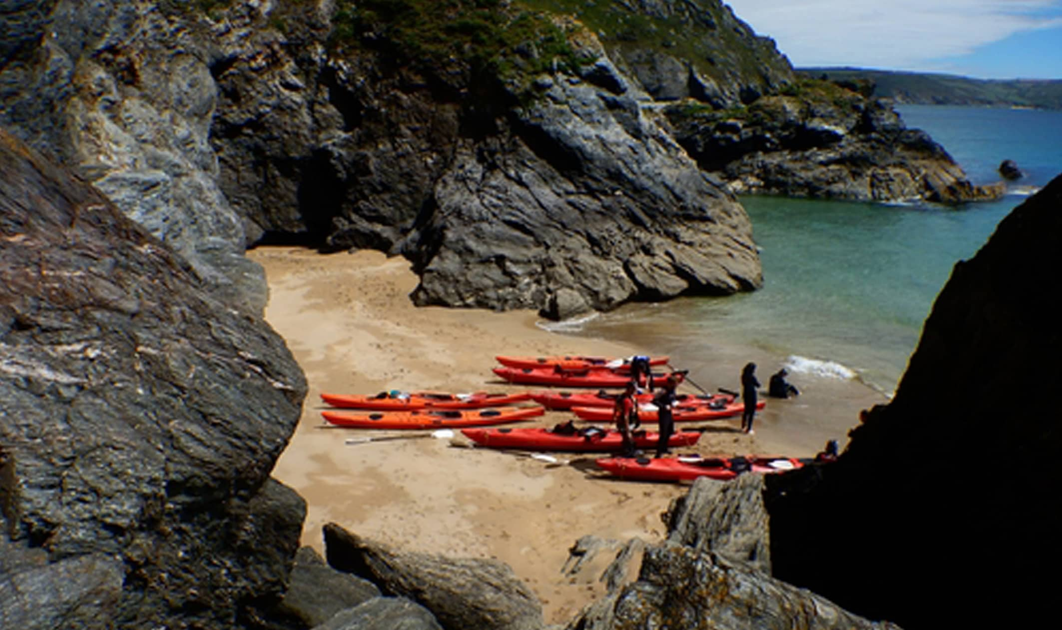 Mothers Day Kayak Salcombe
