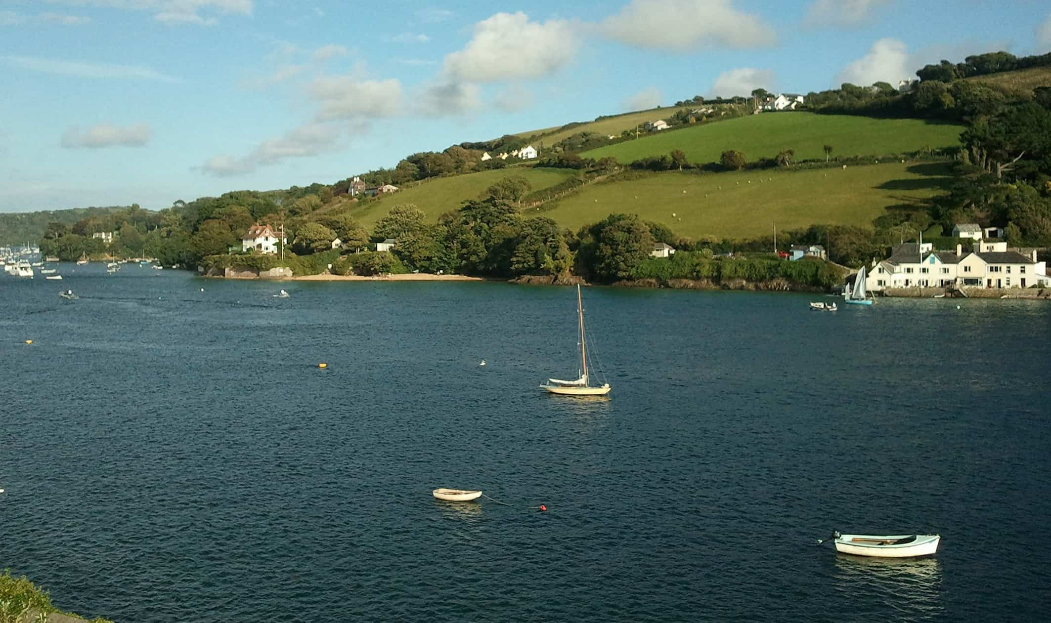 Mothers Day Sailing Salcombe