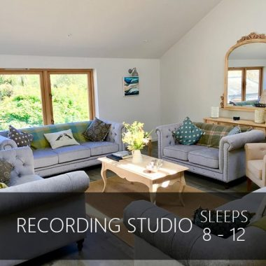 Recording Studio Salcombe Devon
