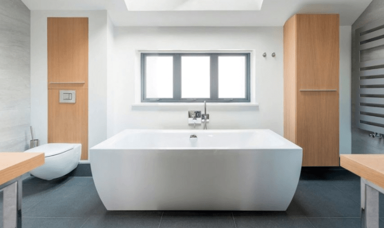 Woodspring Large Bath