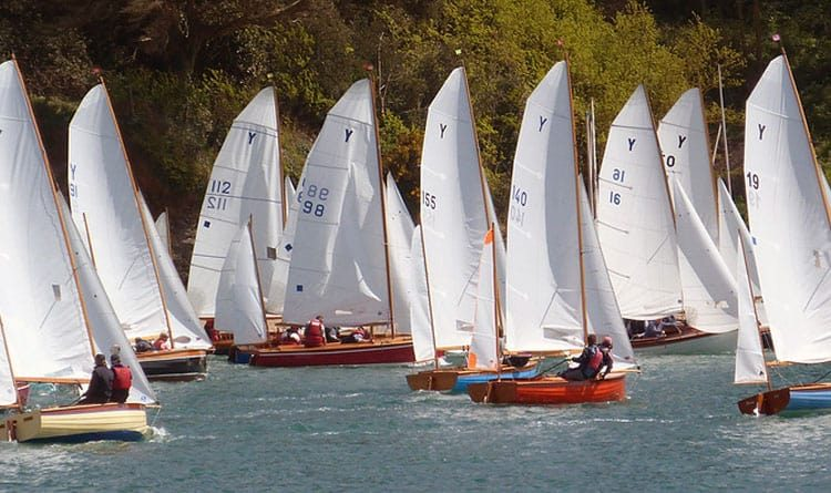 Salcombe Yacht Regatta 2018