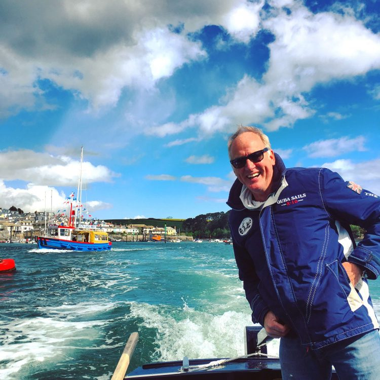 Salcombe Ferry Owner