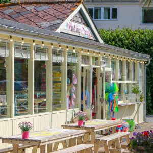 Places to eat in Salcombe - Winking Prawn