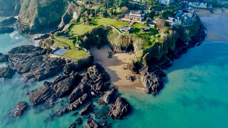buying a holiday home in Salcombe