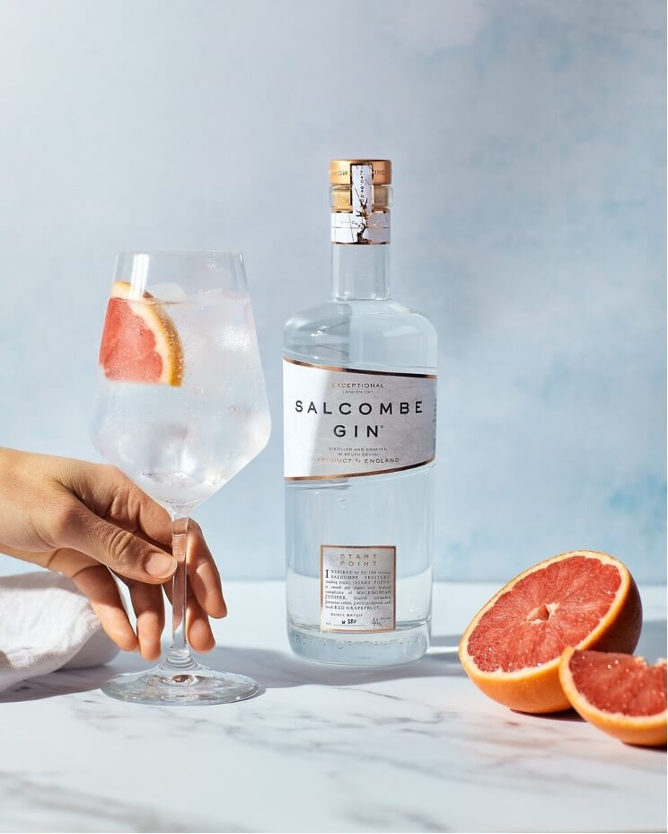 Salcombe gin cocktail ideas